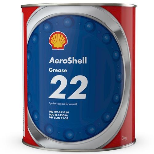 AeroShell Grease 22 - 3Kg