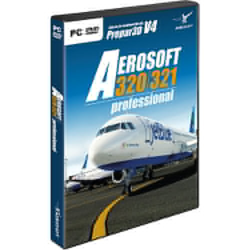 Aerosoft Airbus A320/A321 Professional Cover