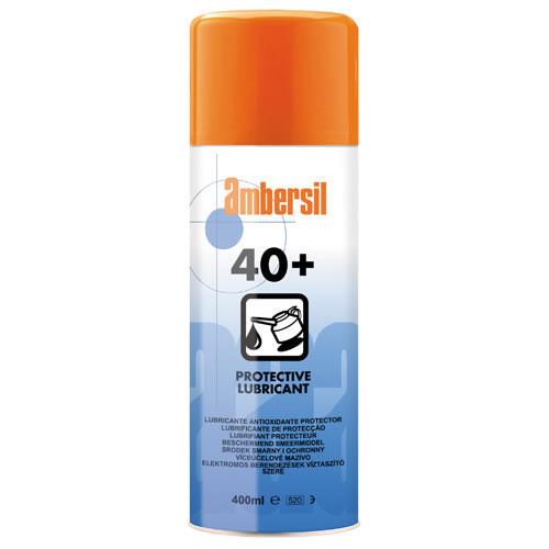 Ambersil 40+ 400 ml (Case of 12)