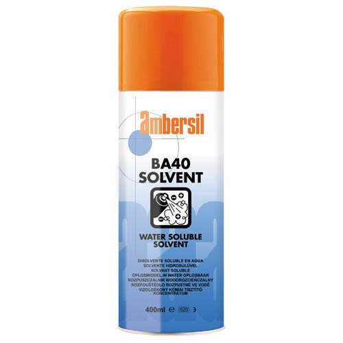 BA40 Solvent 400 ml (Case of 12)