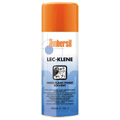 Ambersil Lec-Klene - Aerosol 400 ml