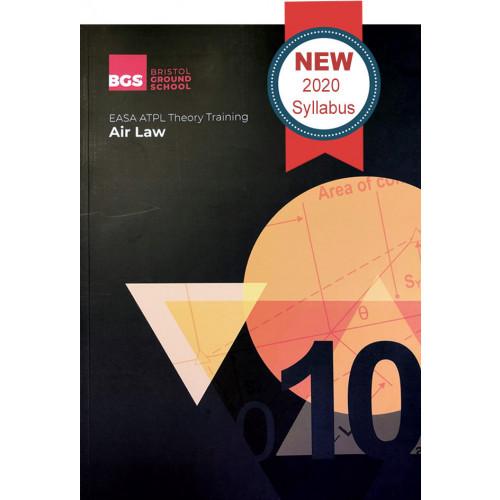 Bristol GS – NEW 2020 Syllabus EASA ATPL Manual - Air Law