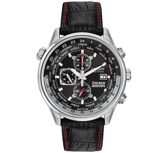 Citizen Red Arrows Chronograph Watch CA0080-03E