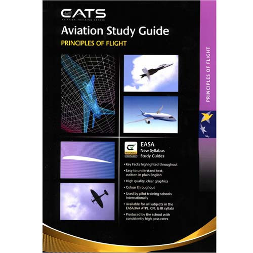 CATS Book - Principles OF Flight EASA ATPL Guide