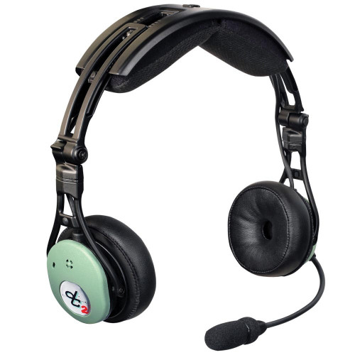 David Clark Pro-X2 Noise Attenuating Headset with Bluetooth - 5-Pin XLR Plug