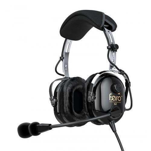 Faro G2 ANR Headset - Twin Plug