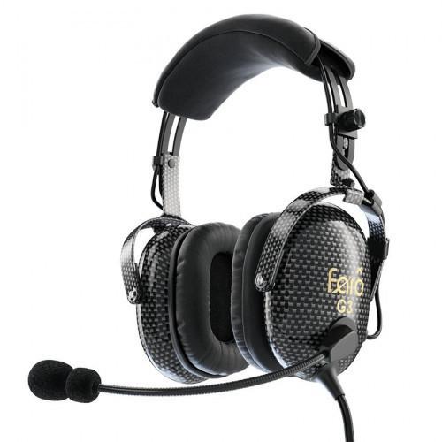 Faro G3 Carbon ANR Headset - Twin Plug