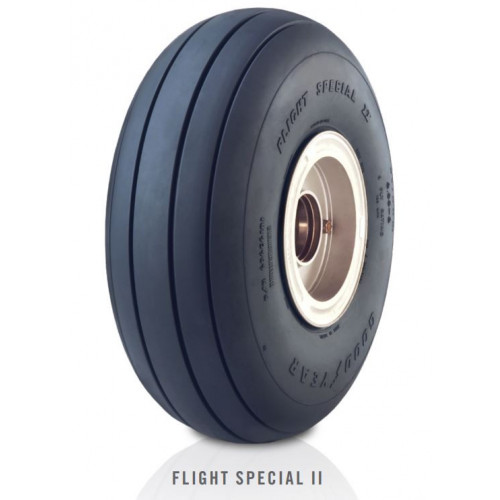 Goodyear Flight Special II 505C61-8 Aircraft Tyre Size 5.00-5 6 Ply