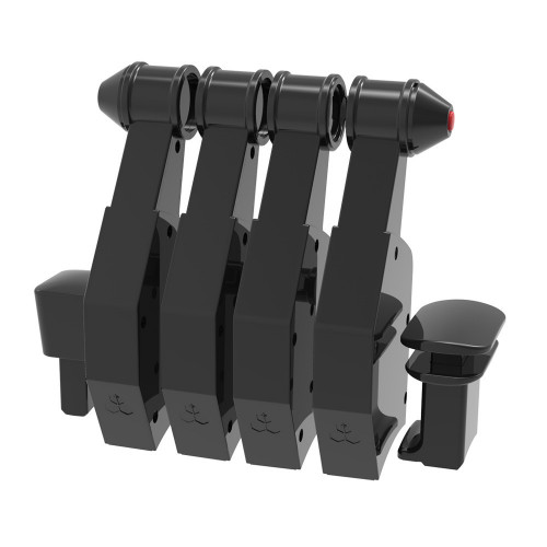 Honeycomb Bravo Throttle Pack for Airbus A319 - A380