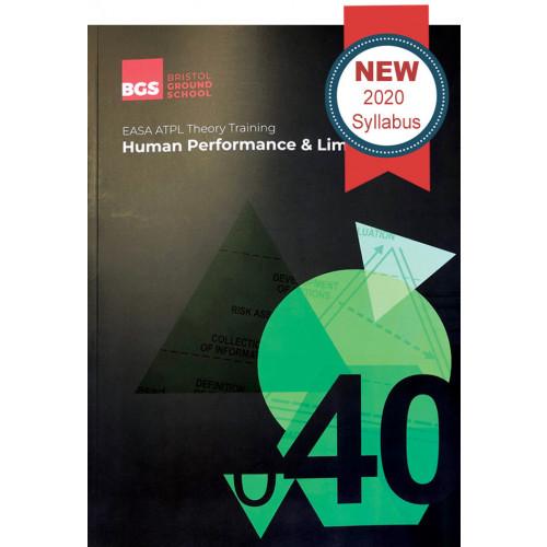 Bristol GS – NEW 2020 Syllabus EASA ATPL Manual – Human Performance