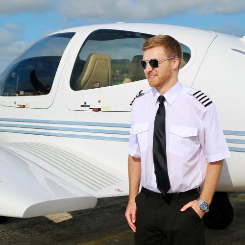 Transair Deluxe Pilot Uniform Shirt