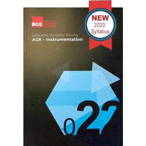 Bristol GS – NEW 2020 Syllabus EASA ATPL Manual – Instrumentation