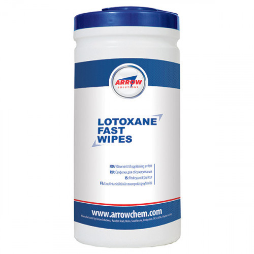 Lotoxane Fast Wipes