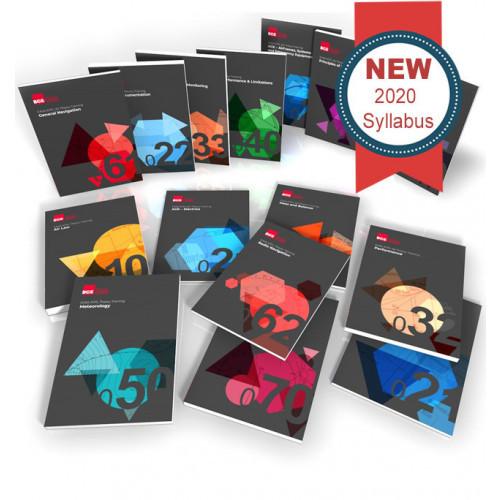 Bristol GS – NEW 2020 Syllabus EASA ATPL Manuals – Complete Set of 15
