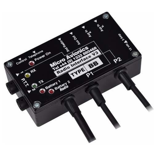 Microavionics MM005 Radio Interface  Icom A6, A24