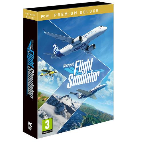 Microsoft Flight Simulator -Premium Deluxe Edition