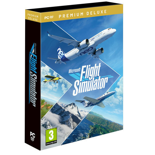 Microsoft Flight Simulator -Premium Deluxe Edition