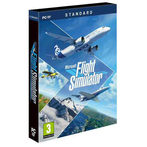 Microsoft Flight Simulator 2020 - Standard Edition