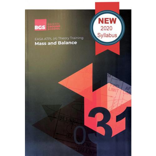 Bristol GS – NEW 2020 Syllabus EASA ATPL Manual – Mass & Balance