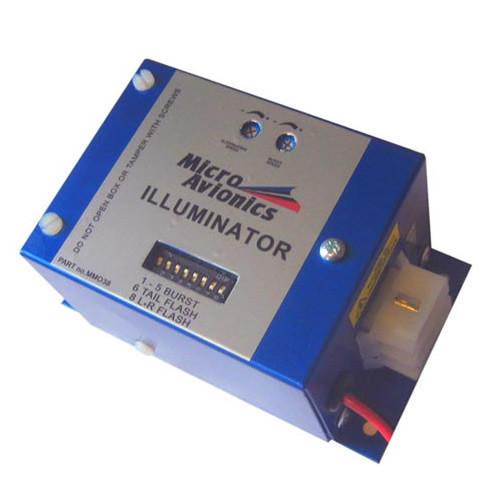Microavionics MM038 Head Strobe Driver Box