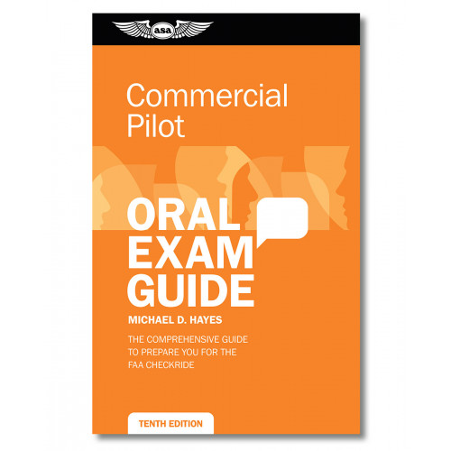 ASA Commercial Oral Exam Guide - 10th Edition