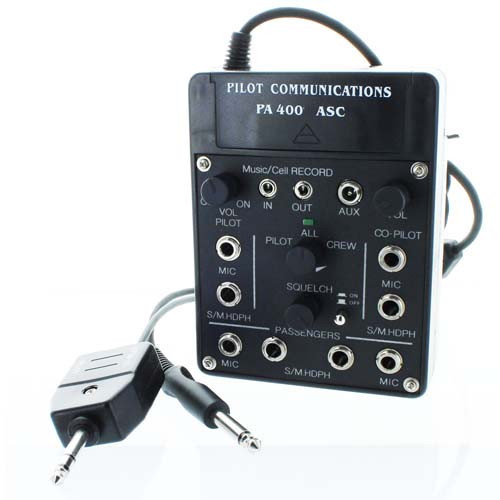 Pilot 4 Place ASC Intercom