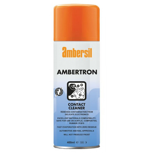 Ambersil Ambertron Ultra Pure Contact Cleaner