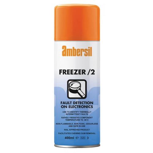 Ambersil Freezer/2 - Aerosol 400ml