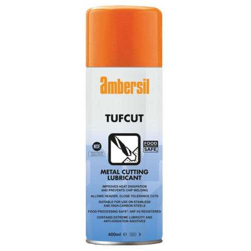 Ambersil Tufcut Spray - 400ml