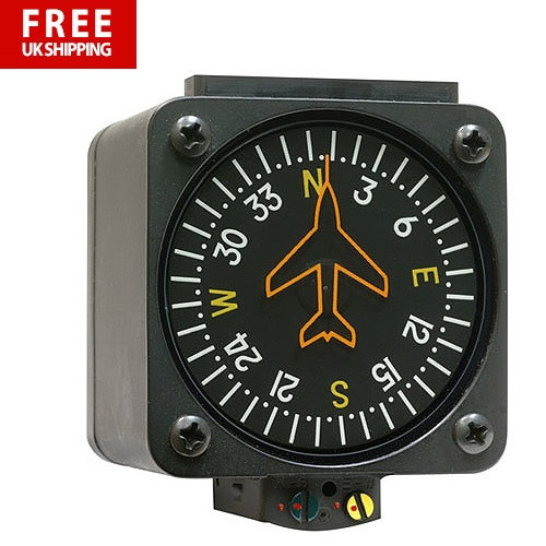 Precision Aviation PAI-700 Vertical Compass