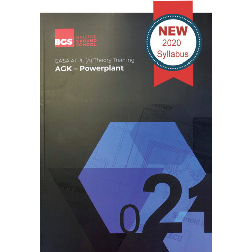 Bristol GS – NEW 2020 Syllabus EASA ATPL Manual – Powerplants