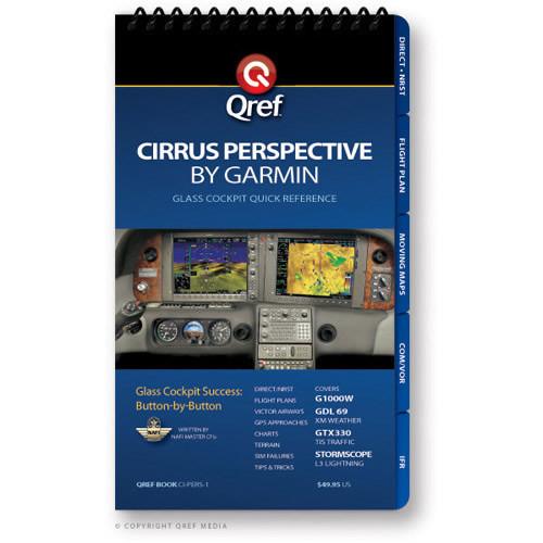 Cirrus Perspective Garmin Checklist - QREF