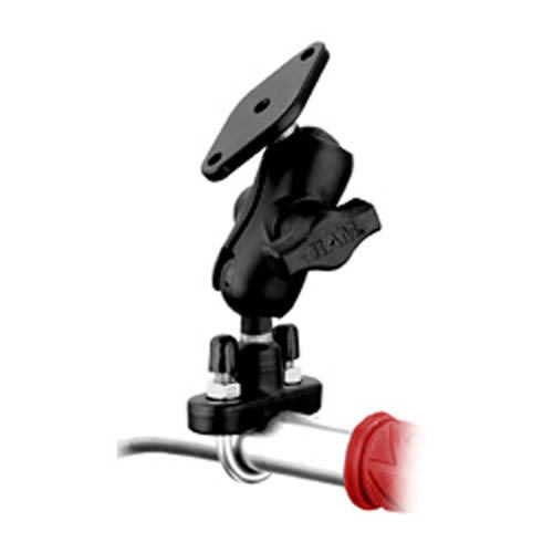 U-Bolt Mount with Short Arm & Diamond Base