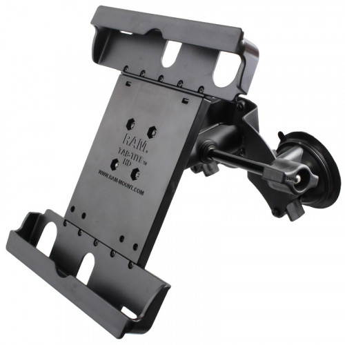 """RAM Tab-Tite with RAM Twist-Lock Suction for 9""""-10.5"""" Tablets"""