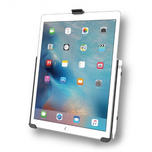 RAM-HOL-AP21 with tablet.