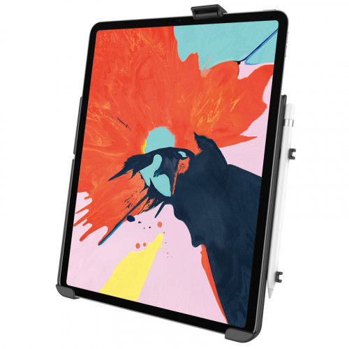 RAM-HOL-AP24 with tablet