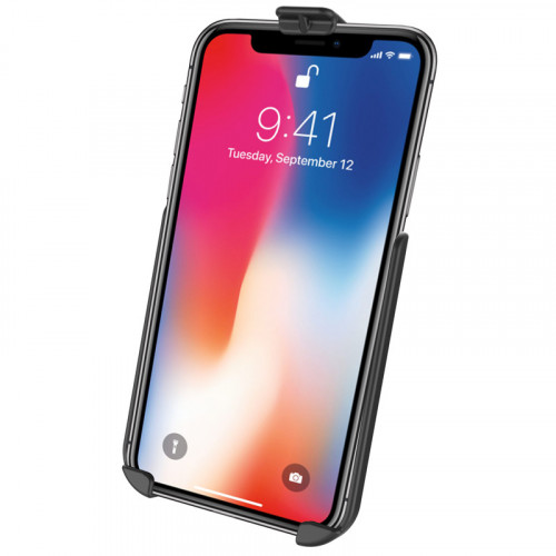 RAM Form-Fit Cradle for Apple iPhone XR