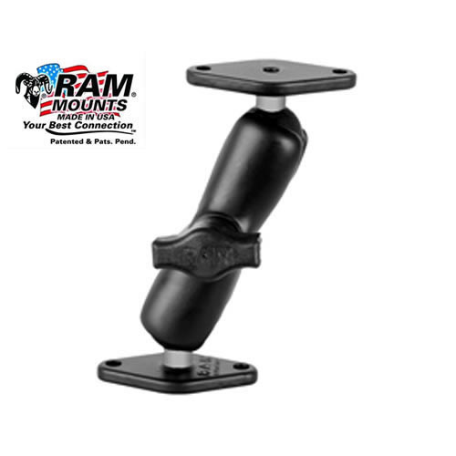 """Mount with Standard 1"""" Arm & Diamond Bases"""
