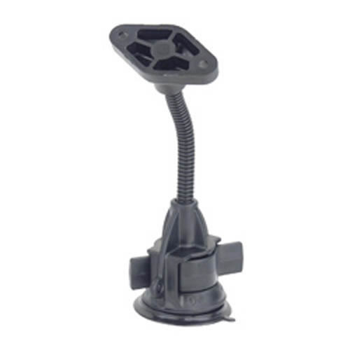 "Twist Lock Mount, 4"" Flex Arm & Diamond Base"