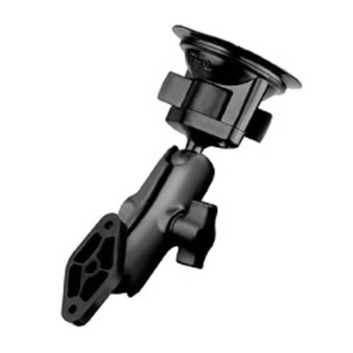 Twist Lock Suction Mount Arm & Diamond Base