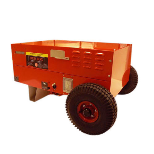 Red Box TC3000A/50-4 with Tow Handle