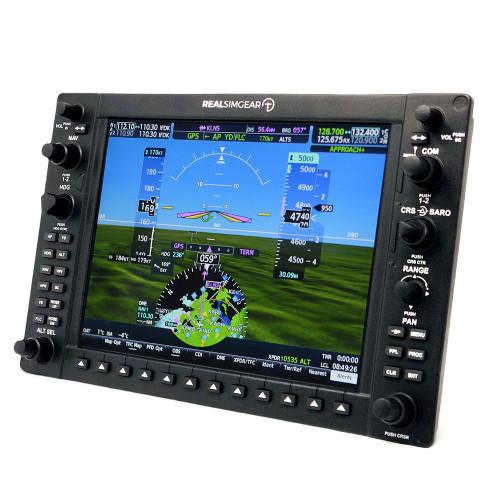 Real Sim Gear G1000 PFD/MFD