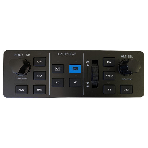 Real Sim Gear GFC 500 Autopilot