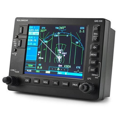 Real Sim Gear GNS530