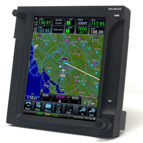 Real Sim Gear GTN750 Touchscreen