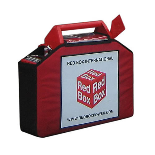 Thermal BAG For RED BOX RB75A- RED