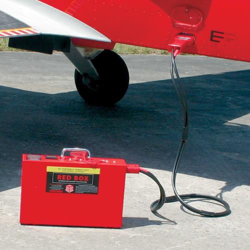 Transair Flight Equipment - Red Box RB85A Aircraft Starter