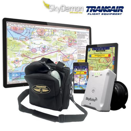 SkyDemon SkyEcho Transair Study Pack