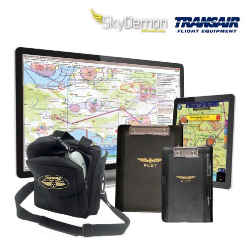 Transair SkyDemon VFR Flight Pack iPad