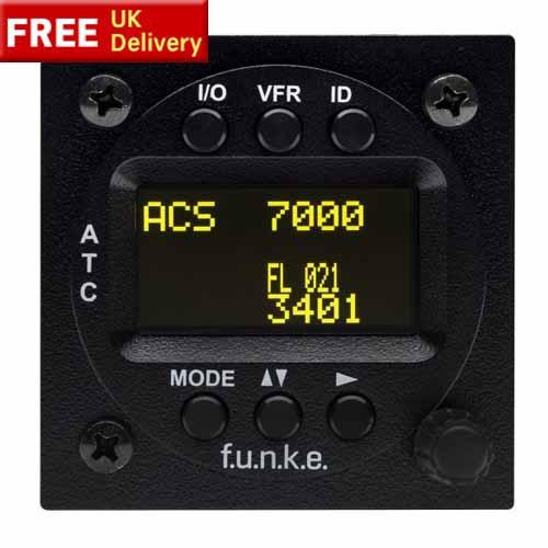 Funke TRT800H OLED Mode S Transponder